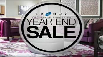 La-Z-Boy Year End Sale TV Spot, 'Quality & Savings' - Thumbnail 2