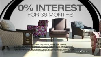 La-Z-Boy Year End Sale TV Spot, 'Quality & Savings' - Thumbnail 7