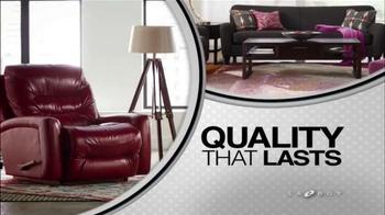 La-Z-Boy Year End Sale TV Spot, 'Quality & Savings' - Thumbnail 8