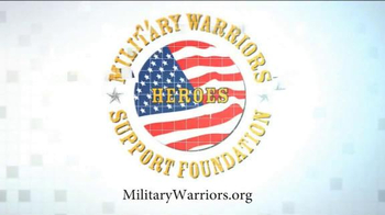 Military Warriors Support Foundation TV Spot, 'Veterans' - Thumbnail 8