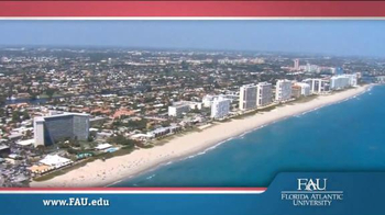 Florida Atlantic University TV Spot, 'Options' - Thumbnail 4