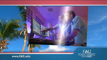 Florida Atlantic University TV Spot, 'Options' - Thumbnail 5