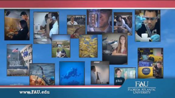 Florida Atlantic University TV Spot, 'Options' - Thumbnail 6
