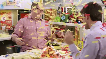 Hungry Howie's TV Spot, 'Celebration' - Thumbnail 4