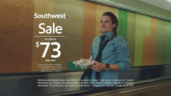 Southwest Airlines TV Spot, 'That Smooth Intern Larry' - Thumbnail 1