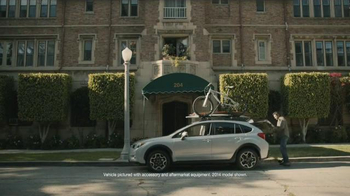 2015 Subaru XV Crosstrek TV Spot, 'Fountain' Song by Joshua Radin - Thumbnail 1