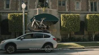 2015 Subaru XV Crosstrek TV Spot, 'Fountain' Song by Joshua Radin - Thumbnail 2