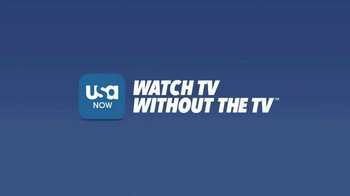 USA Now App TV Spot, 'Watch TV Without The TV' - Thumbnail 10