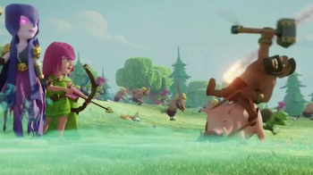 Clash of Clans TV Spot, 'Hog Rider 2.0' - Thumbnail 4
