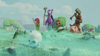 Clash of Clans TV Spot, 'Hog Rider 2.0' - Thumbnail 5