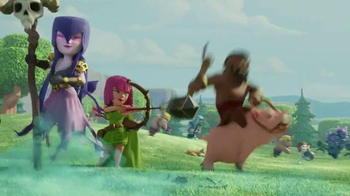 Clash of Clans TV Spot, 'Hog Rider 2.0' - Thumbnail 7