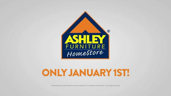Ashley Furniture Homestore New Year's Day Sale TV Spot, 'Goodbye to Old' - Thumbnail 6