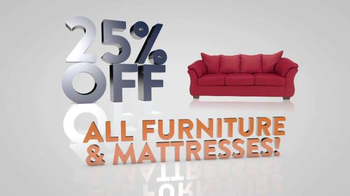 Ashley Furniture Homestore New Year's Day Sale TV Spot, 'Goodbye to Old' - Thumbnail 4