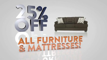 Ashley Furniture Homestore New Year's Day Sale TV Spot, 'Goodbye to Old' - Thumbnail 5