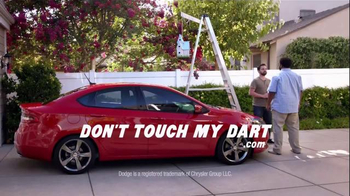 Dodge Dart TV Spot, 'Birdhouse Best Friends' Ft. Craig Robinson - Thumbnail 8