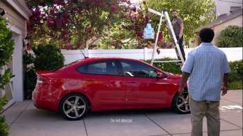 Dodge Dart TV Spot, 'Birdhouse Best Friends' Ft. Craig Robinson - Thumbnail 3