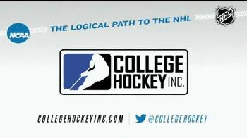 College Hockey, Inc. TV Spot, 'Path to the NHL' - Thumbnail 10