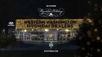 Hyundai Holiday Sales Event TV Spot, 'Final Holiday Savings' - Thumbnail 8