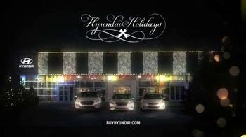 Hyundai Holiday Sales Event TV Spot, 'Final Holiday Savings' - Thumbnail 1