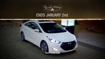 Hyundai Holiday Sales Event TV Spot, 'Final Holiday Savings' - Thumbnail 7