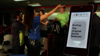 Storm Bowling TV Spot, 'Original Social Network' - Thumbnail 9