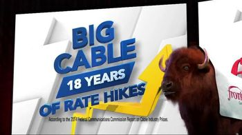 Frontier FiOS TV Spot, 'Truth Talk' - 91 commercial airings