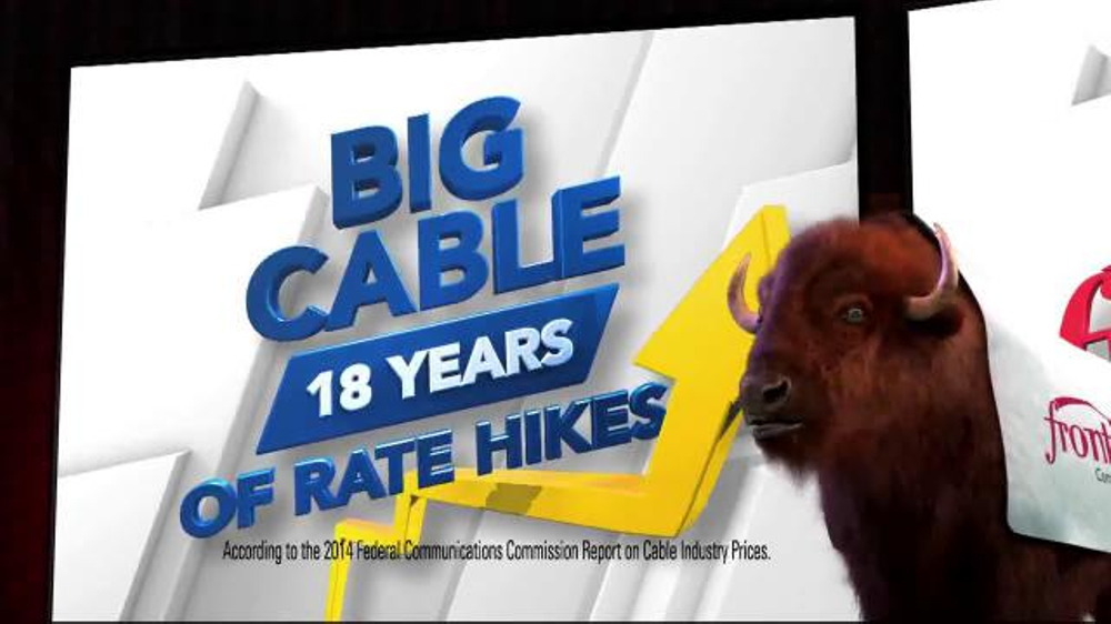 Frontier FiOS TV Commercial, 'Truth Talk'