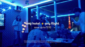 Expedia Packages TV Spot, 'No Excuses' Song by Grimes - Thumbnail 10