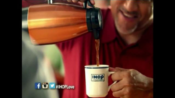 IHOP TV Spot, 'The All You Can Eat Pancakes are Back!' - Thumbnail 7