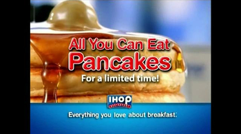 IHOP TV Spot, 'The All You Can Eat Pancakes are Back!' - Thumbnail 9