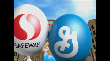 Safeway TV Spot, 'Great Deals on General Mills' - Thumbnail 1