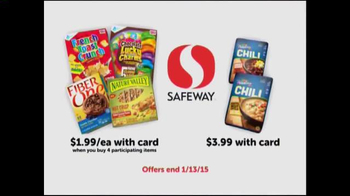 Safeway TV Spot, 'Great Deals on General Mills' - Thumbnail 6