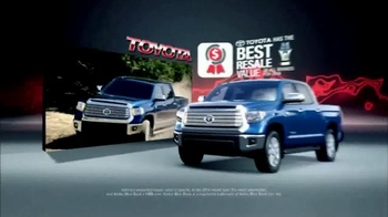 Toyota TV Spot, 'The Place to Do Business' - Thumbnail 4