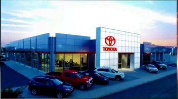 Toyota TV Spot, 'The Place to Do Business' - Thumbnail 9