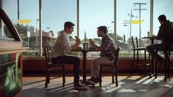 Subway Tiras de Pollo a la Parrilla TV Spot, 'Romper Barerras' [Spanish] - Thumbnail 1