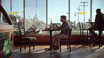 Subway Tiras de Pollo a la Parrilla TV Spot, 'Romper Barerras' [Spanish] - Thumbnail 5