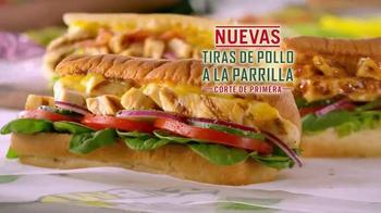 Subway Tiras de Pollo a la Parrilla TV Spot, 'Romper Barerras' [Spanish] - Thumbnail 7
