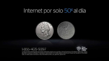 Time Warner Cable Internet Económica TV Spot, \'Monedas\' [Spanish]