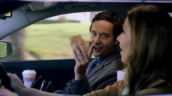 Dunkin' Donuts Turkey Sausage Flatbread TV Spot, 'The Truth' - Thumbnail 6