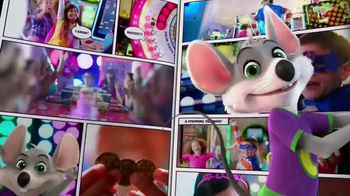 Chuck E. Cheese's TV Spot, 'Superheroes and Princesses' - Thumbnail 2
