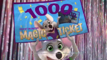 Chuck E. Cheese's TV Spot, 'Superheroes and Princesses' - Thumbnail 7