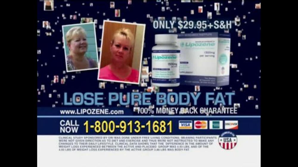 Lipozene TV Commercial, 'New Year's Resolution'