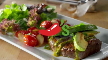 Chili's Classic Sirloin With Grilled Avocado TV Spot, 'Fresh Options' - 519 commercial airings