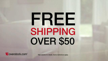 Overstock.com Biggest White Sale Ever TV Spot, 'Now in Color' - Thumbnail 10