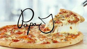 Papa John's TV Spot, 'Gran Pizza' [Spanish] - Thumbnail 5