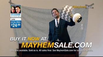 Allstate TV Spot, 'Mayhem Sale: Lampshade' - Thumbnail 1