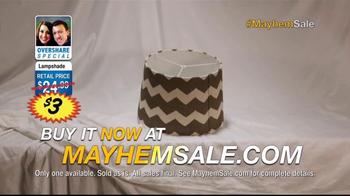 Allstate TV Spot, 'Mayhem Sale: Lampshade' - Thumbnail 6