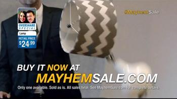Allstate TV Spot, 'Mayhem Sale: Lampshade' - Thumbnail 2