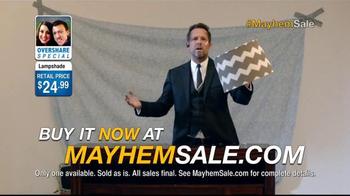 Allstate TV Spot, 'Mayhem Sale: Lampshade' - Thumbnail 5