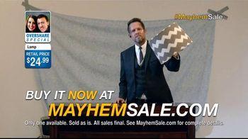 Allstate TV Spot, 'Mayhem Sale: Lampshade' - 1 commercial airings